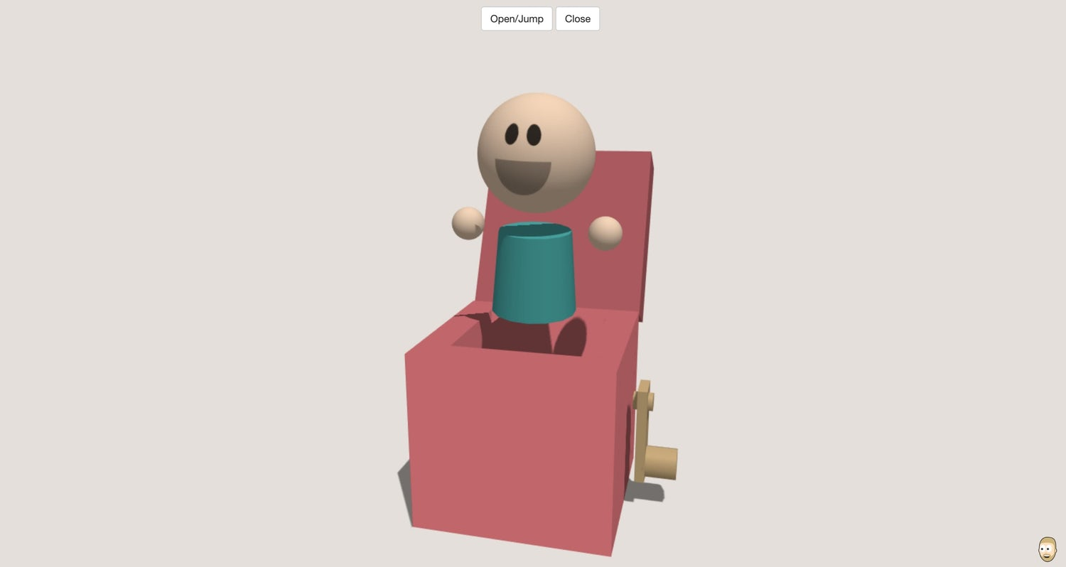 A 3D Jack in a Box